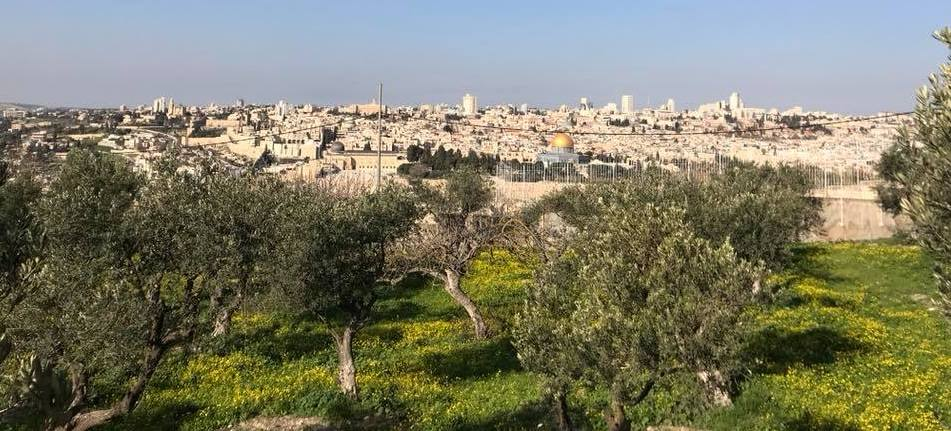 Experience the Holy Land for 8 days with President & Mrs. Horton!