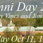 Alumni Day 2016 – October 11