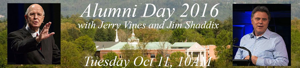 Alumni Day 2016 – October 11