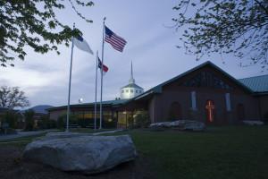 chapel at night web