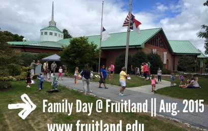 Family Day Friday August 7th
