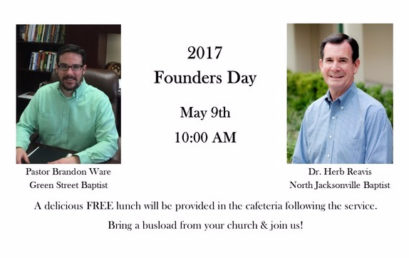 Founder's Day 2017