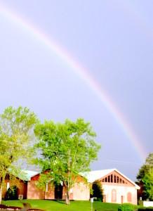 rainbow web